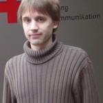"""Marc Grüter ist seit etwa 10 Jahren in der Rotkreuzgemeinschaft des DRK-Kreisverbandes Gütersloh aktiv, ist bereits komm. eingesetzter ND-Leiter und möchte """"seinen"""" Bereich ausbauen."""