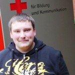 Dirk Sedlbauer ist Rettungssanitäter und Gruppenführer im Kreisverband Lippstadt-Hellweg und unterstützt seine JRK-Kreisleitung tatkräftig.